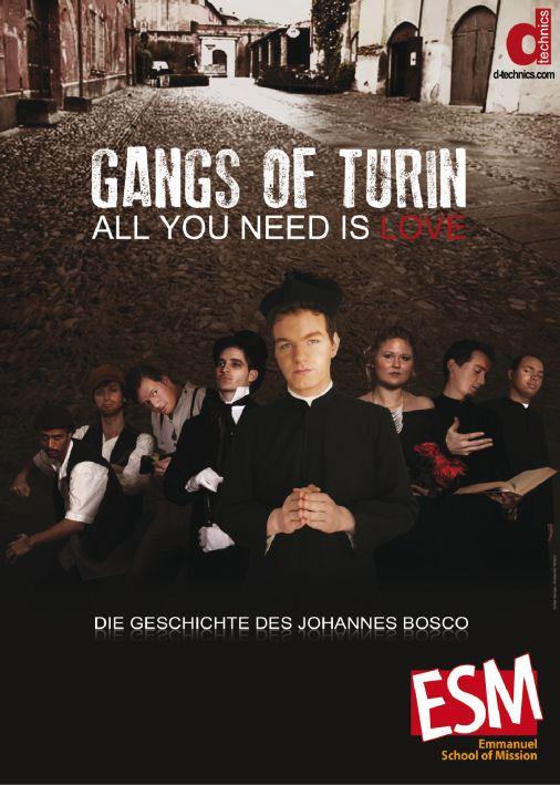 Gangs of Turin 2012