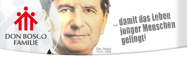 Don Bosco Familie banner