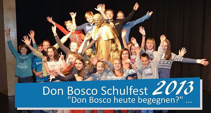 Don Bosco Schulfest 2013