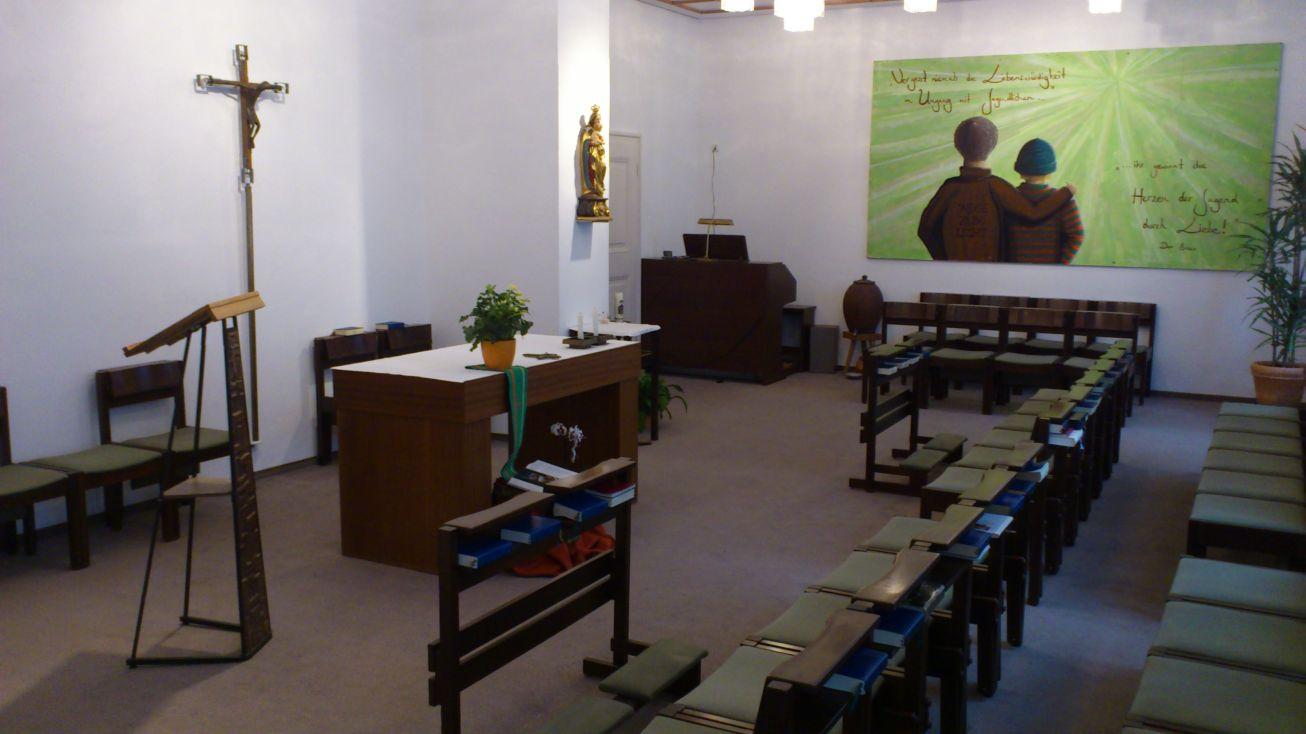 Hauskapelle SDB Buxheim