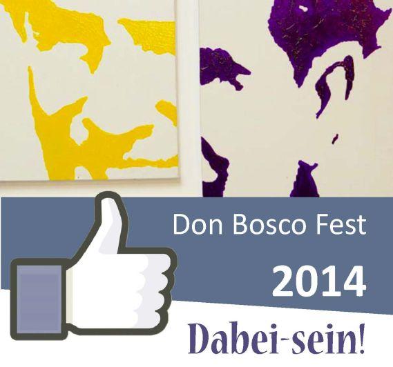 Don Bosco Fest 2014 Buxheim LOGO