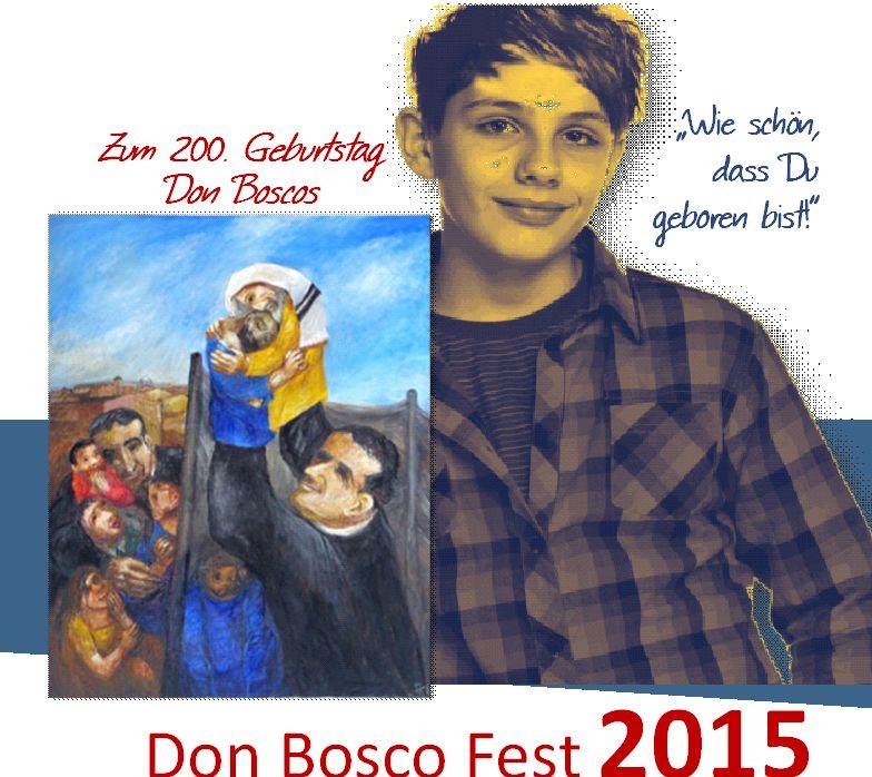 Don Bosco Fest 2015 Buxheim Plakatbild